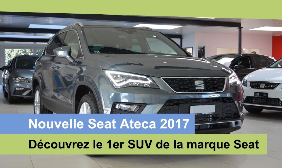 seat ateca 2017 suisse