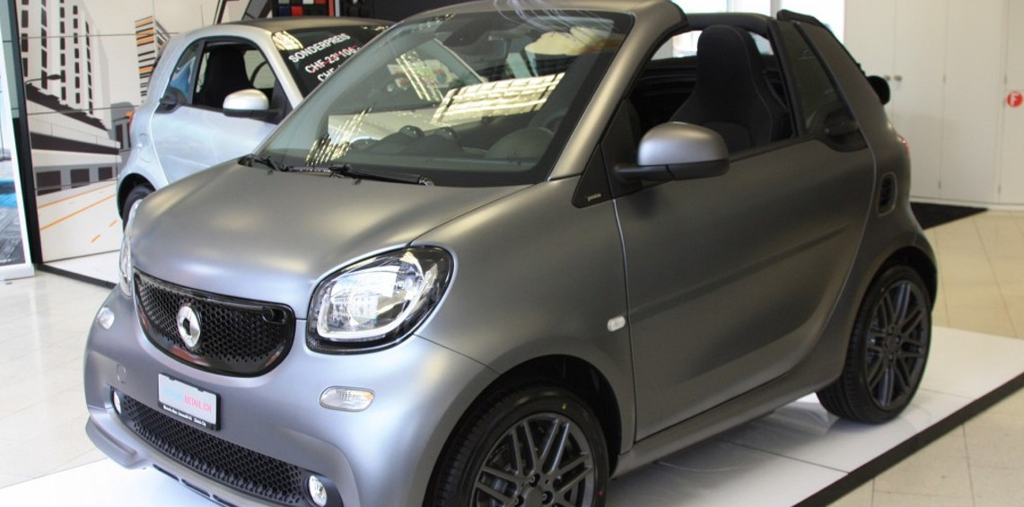 smart fortwo cabriolet 2017