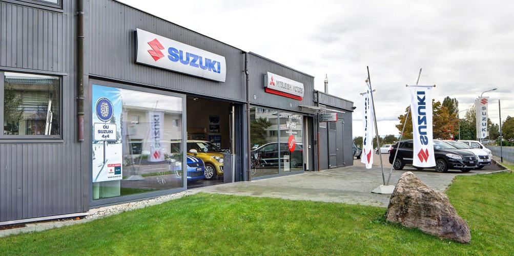 Garage De La Plaine Denges Suzuki Mitsubishi Auto2day