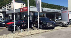 garage de monthey sa audi