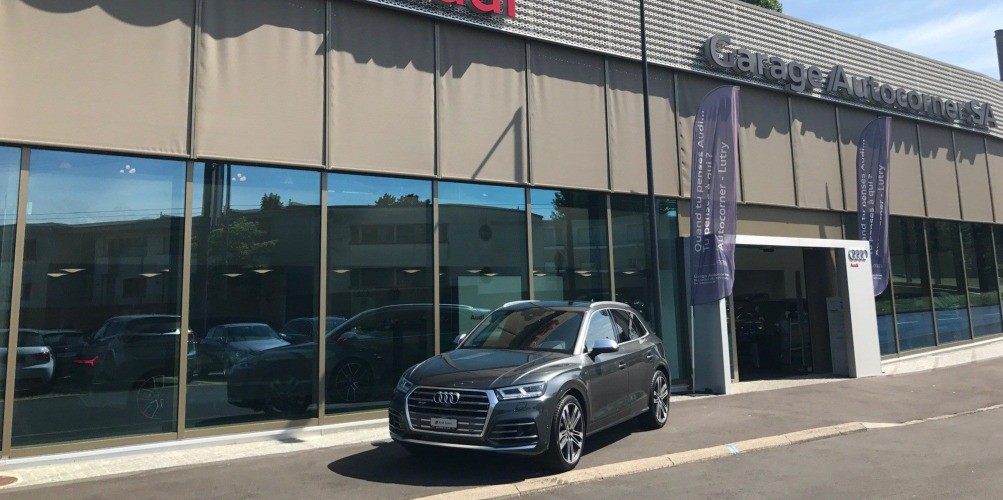 garage autocorner audi lutry