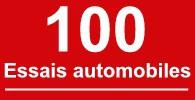 100 essais automobiles suisse