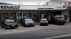 garage touring sa renault travers Neuchatel