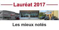 laureat meilleurs garages automobiles suisse 2017