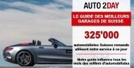 le site de reference de garages automobiles en suisse romande