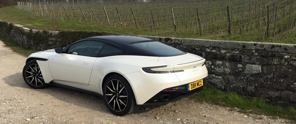 aston martin db11 test automobile suisse