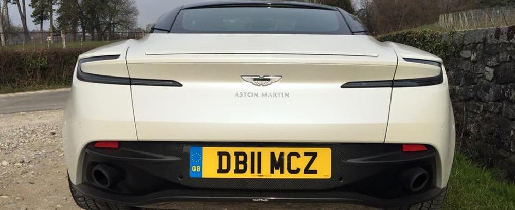 nouveau chassis aston martin db11