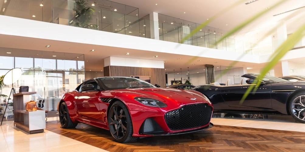 rolls royce Pegasus Automotive Group nyon suisse